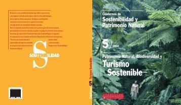 Patrimonio natural, Biodiversidad y Turismo Sostenible - Fundación ...