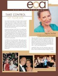 TAKE CONTROL - Arbonne