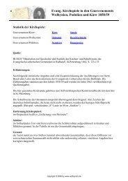 Busch 1858 Statistik der ev.-augsb. Kirchspiele - Wolhynien.de