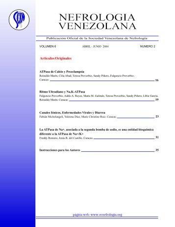 REVISTA NEFROLOGIA ABRIL JUNIO 2004.cdr - Sociedad ...