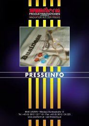 Lebenslauf & Firmenchronik - Zwatherm Produktinnovationen