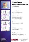 Lebenslauf & Firmenchronik - Zwatherm Produktinnovationen - Page 5