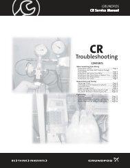 Troubleshooting - Grundfos