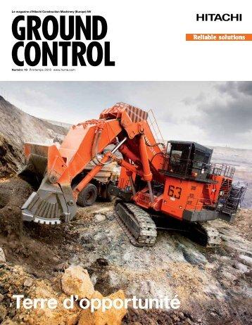 Hitachi - Ground Control Magazine