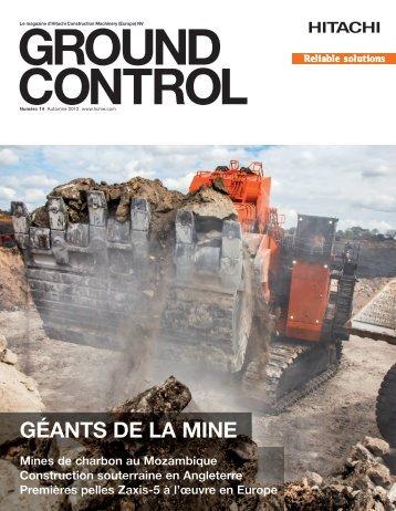 GÉANTS DE LA MINE - Ground Control Magazine