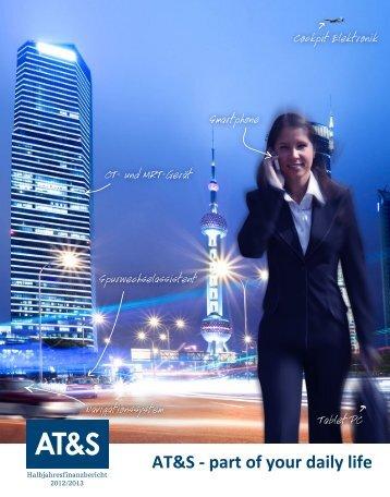 Halbjahresfinanzbericht - AT&S