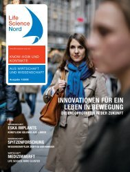 Life Science Nord Ausgabe 1/2008