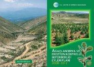 agaclandirma - Orman Genel Müdürlüğü