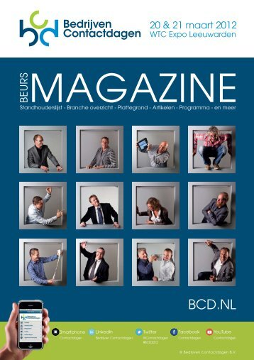 pdf download - Bedrijven Contactdagen