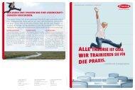 Solarelektronik. Trainingsprogramm. - Fronius Deutschland GmbH