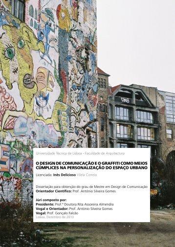 DesIGN De COMUNICaÇÃO - Universidade Técnica de Lisboa