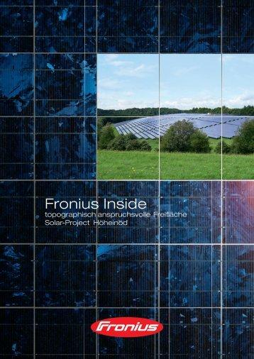 Eurosol - Fronius Deutschland GmbH