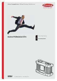 Acctiva Professional 35 A [42,0426,0093,NL]