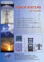 Power System Products List - Vi Microsystems