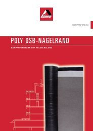 POLY DSB-NAGELRAND - bei Binné & Sohn