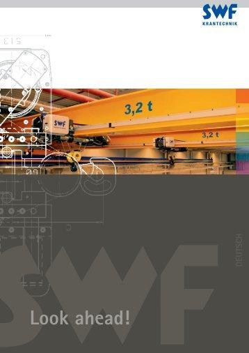 Produktbroschüre - SWF Krantechnik GmbH