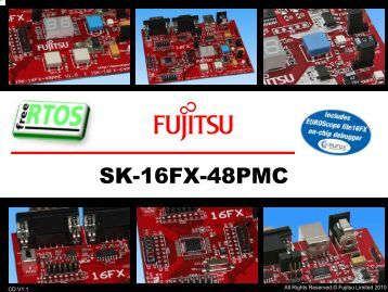 SK-16FX-48PMC - Microcontrollers - Fujitsu