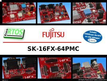 SK-16FX-64PMC - Microcontrollers - Fujitsu