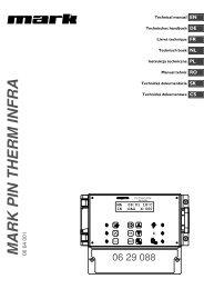 Technisch boek Mark Pin Therm Infra