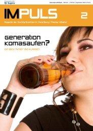 Generation Komasaufen? Ein Blick hinter die Kulissen - Supro