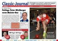 Bundesliga 120 Wurf Männer - DKBC