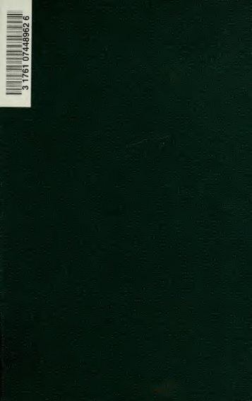 Grundriss der Geschichte der englischen Literatur von ... - Index of