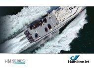 View the HamiltonJet HM Series Brochure