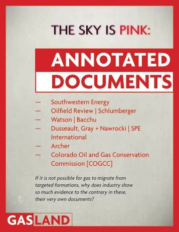 Annotated Documents