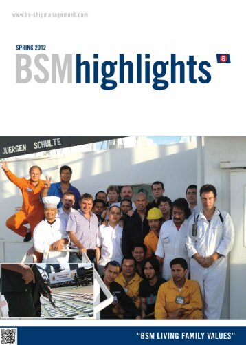 BSM - Bernhard Schulte Shipmanagement