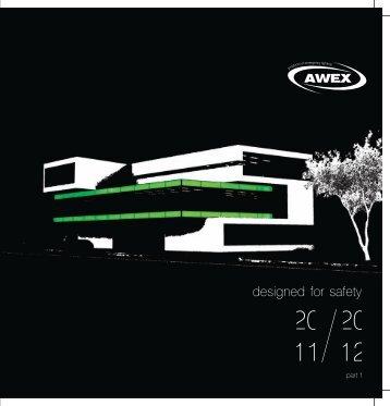 Awex - katalog - 2011 - 07 - 22 - Lumentron Electronic Kft.
