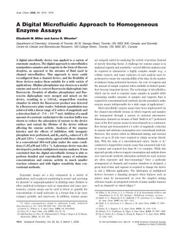 enzyme assays a practical approach Enzyme activity refers to the general catalytic properties of an enzyme, and enzyme assays are standardized procedures for measuring the amounts of specific enzymes in a sample.