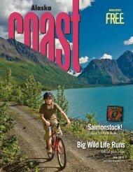 July, 2012 - Alaska Coast Magazine
