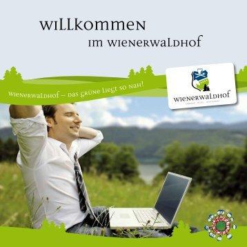 Seminarmappe herunterladen - Wienerwaldhof