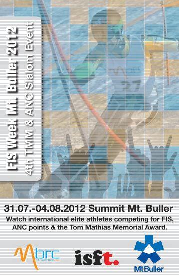 FIS W eek Mt. Buller 2012