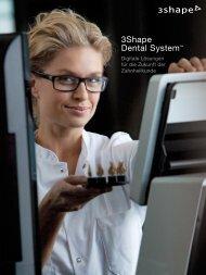 3Shape Dental System™ 2012 - finest dental