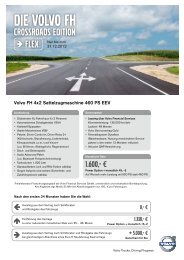 Die Volvo FH - FS Trucks GmbH