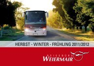 venedig - Weiermair-Reisen