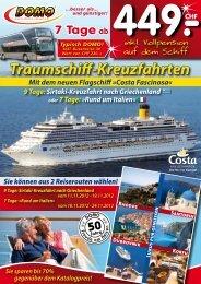 Traumschiff-Kreuzfahrten - Domo Reisen und Vertriebs GmbH