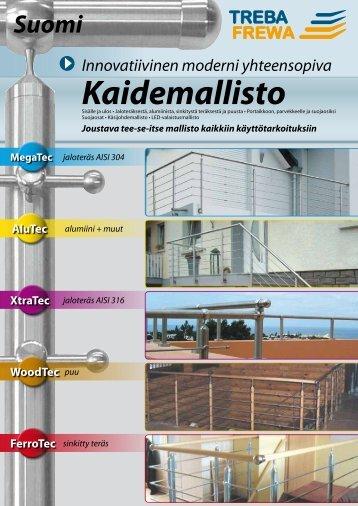 jaloteräs AISI 304 - Treba Bausysteme GmbH