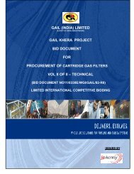 Vol II of II - Wood Group Engineering India Private Limited
