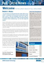 Summer 2012 Newsletter - 2.46 MB - Seals Packings and Gaskets