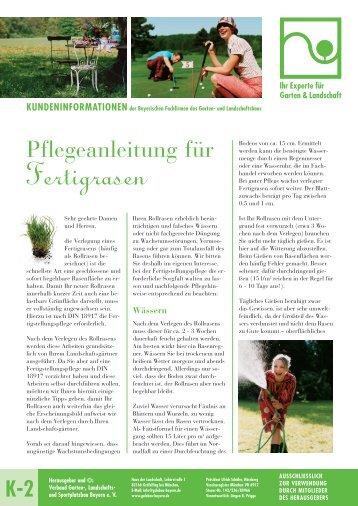 Fuchs Baut Gärten 5 free magazines from fuchsbautgaerten