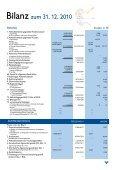 und Verlustrechnung 2010 - Volksbank Alpenvorland - Seite 5