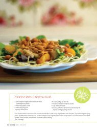 Recipe Contest - Mississippi Magazine