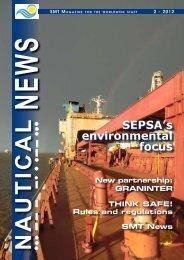 SepSa's environmental focus - SMT Shipping