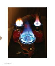 Stove Review, Winter 2007 - Overland Journal