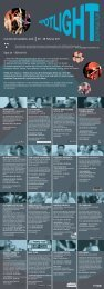 Flyer Spotlight Soziokultur 2011 - Landesarbeitsgemeinschaft der ...