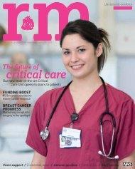 RM Magazine - autumn 2010 - Royal Marsden Hospital