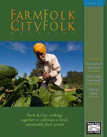 Download PDF - Farm Folk City Folk