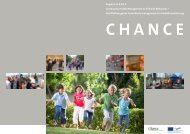 Projekt C H A N C E Community Health Management to Enhance ...